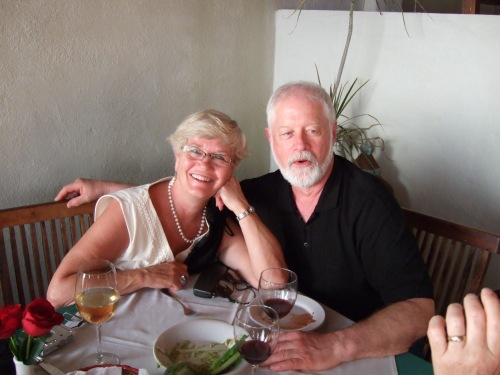 Cheryl and Rick