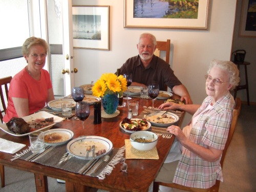 Kathy's 65th bday