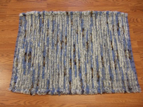 "Pendleton fringed wool selvage, 39"" long (sold)"