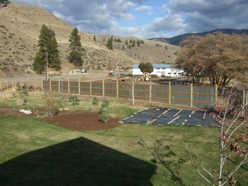 back fence 10-27-09