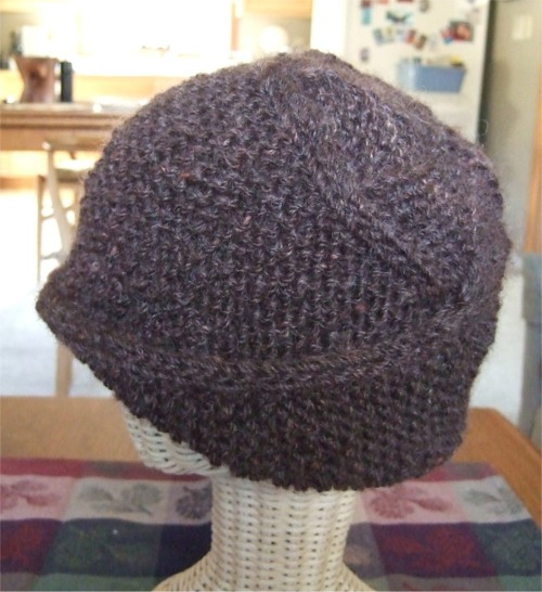 """Quincy"" hat by Jared Flood"