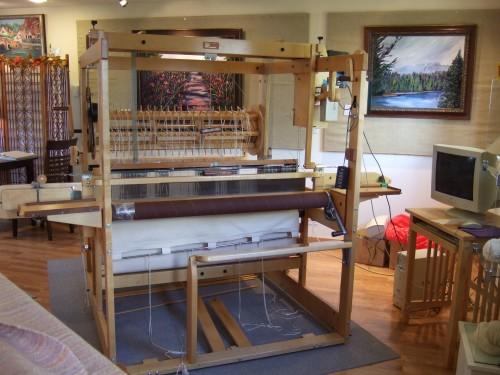 Artful weaving 3