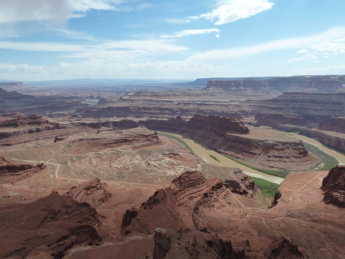 landscape from Dead Horse Point
