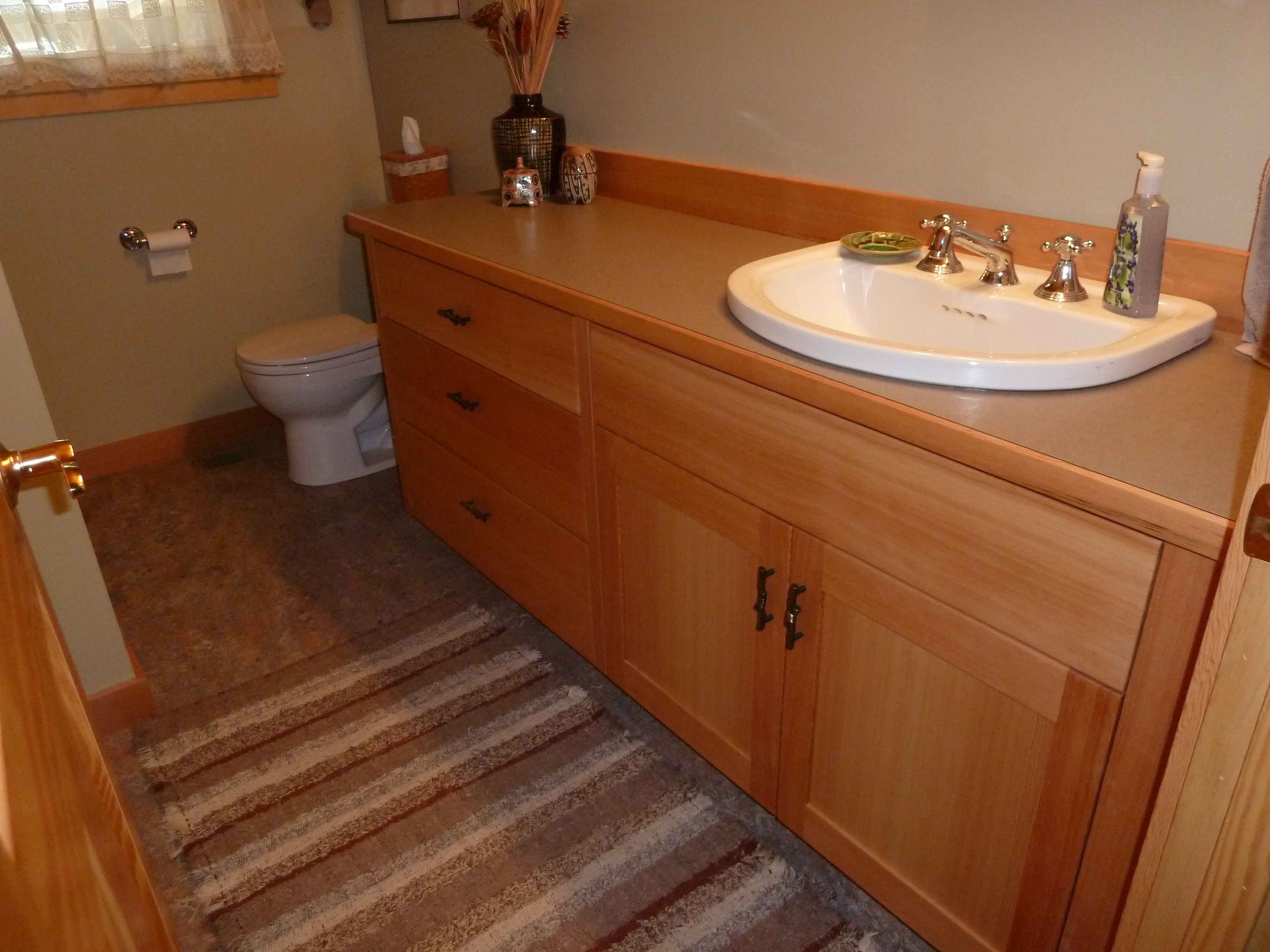 Bathroom Vanity Woodworking Plans Free