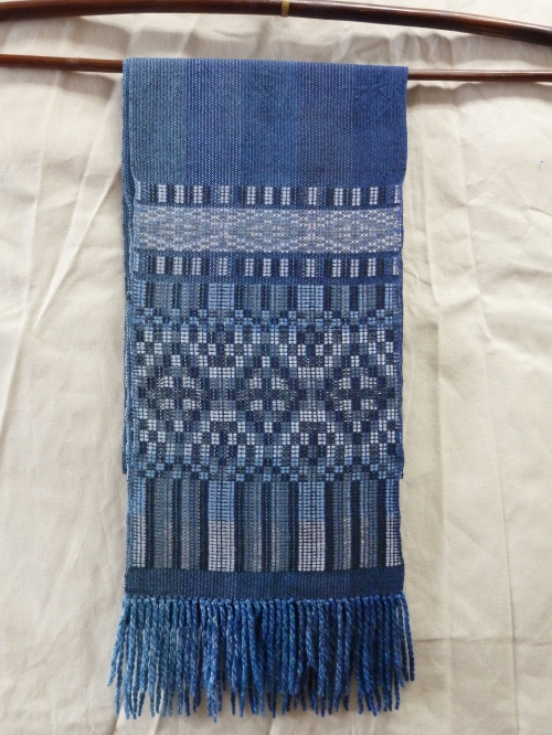 Denim & Diamonds scarf 2