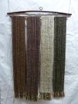 mixed warp #6 brown & green1