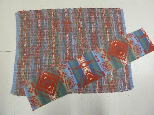 R124: flannel duvet cover