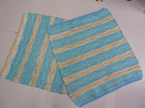 R125 and R126:  blue blanket
