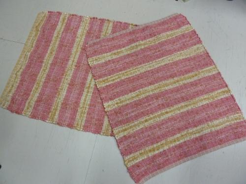 R127 & R128: rose blanket