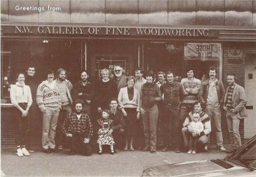 NW Woodworkers 1983 color