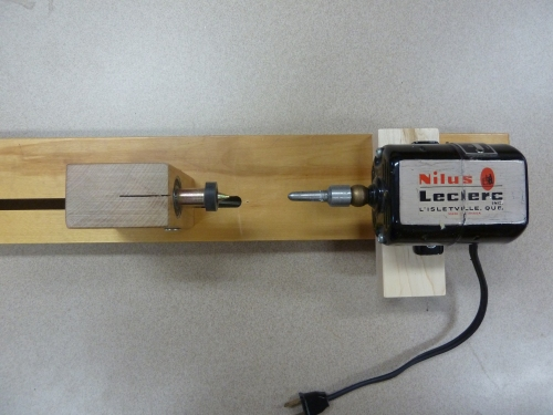 LeClerc hybrid winder 2