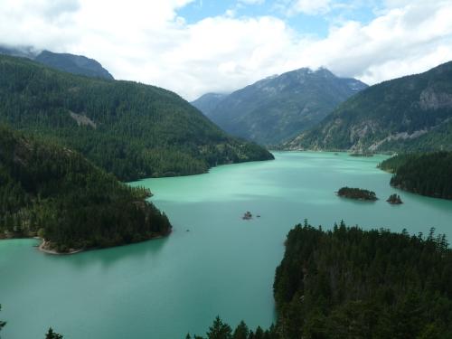 Ross Lake - August 19, 2013
