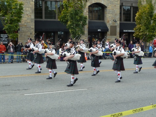 The Boise HIghlanders