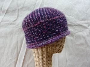 Ondine pink/gray multi & Cascade 220 dark purple