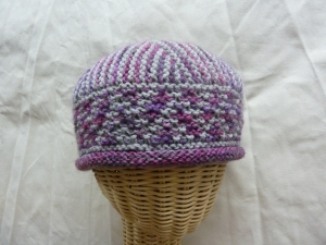 Ondine pink/gray multi & Cascade 220 light grey