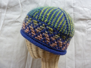 other side of the same hat - and FINAL one for 2013!