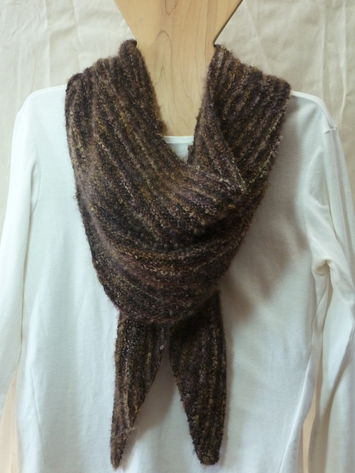 Trial 1 of Sedimentary Scarf
