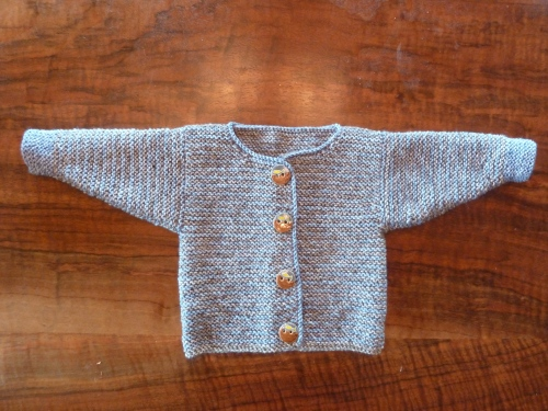 Callie's baby sweater