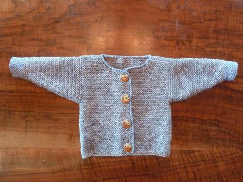 Callie's baby sweater