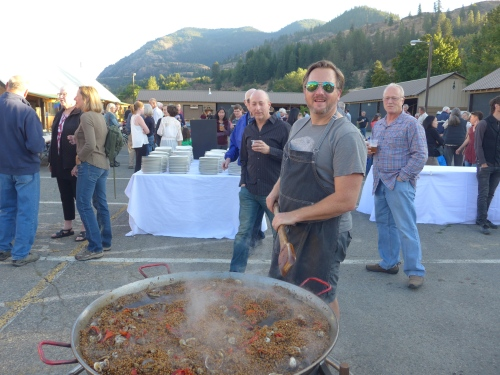 John Sundstrom from Lark restaurant