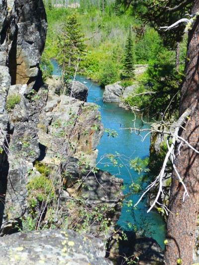 Imnaha Falls hike 3