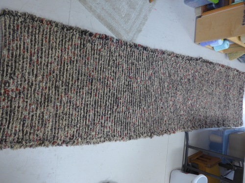 Custom order runner - 11 feet long!